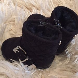 Stuart Weitzman Infant Winter Boots